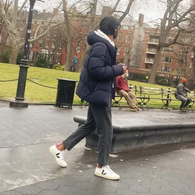 Настоящий американский стритстайл: как одеваются реальные жители Нью-Йорка