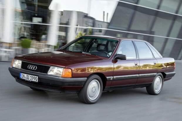Audi 100 C3 90-е, авто, автомобили, бу автомобили, лихие 90-е, перегонщик, покупка авто, факты