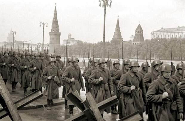 Подвиг народа. Август 1941-го