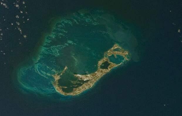 Тайна Бермудских островов уже не тайна