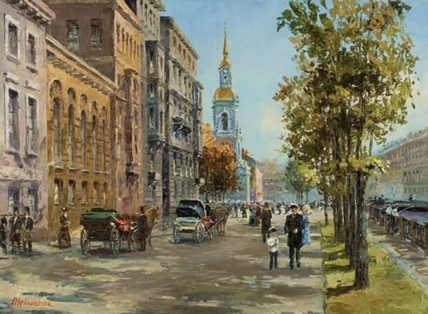 художник Ирина Александрина картины - 08
