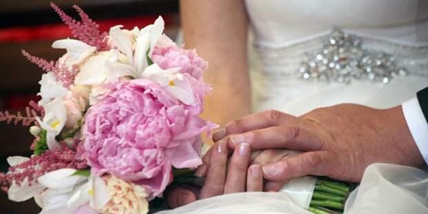 В столичных ЗАГСах в последний день года заключат брак более 470 пар / Фото: mos.ru