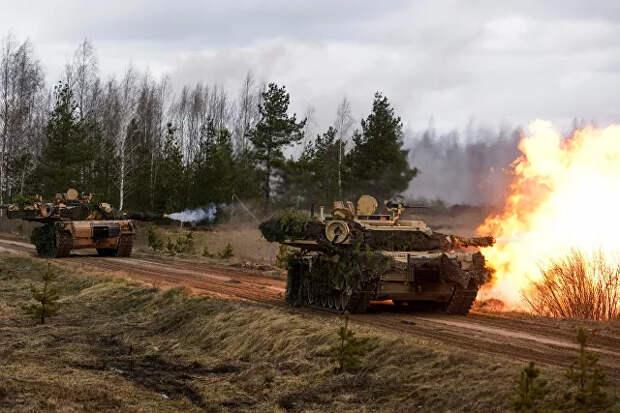 """Против русских не помогут"": почему у морпехов США отобрали все танки"