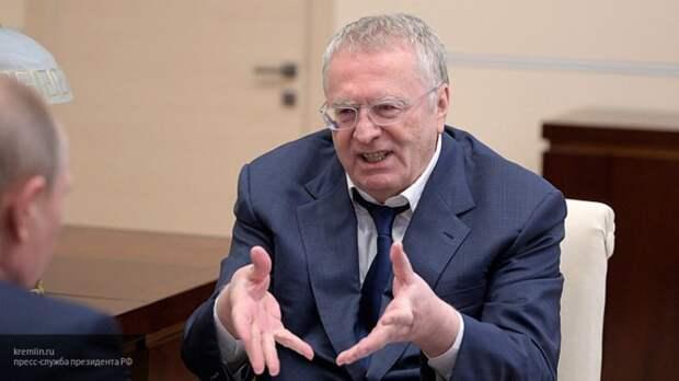Жириновский предсказал распад Украины: беспредел и хаос уничтожат Киев