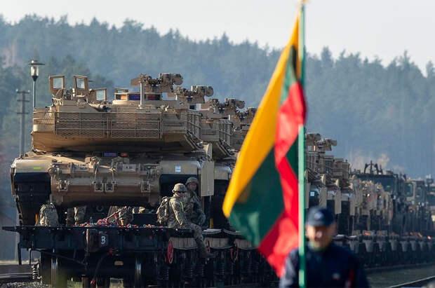 С Литвы начался развал СССР. ЕС - приготовиться…
