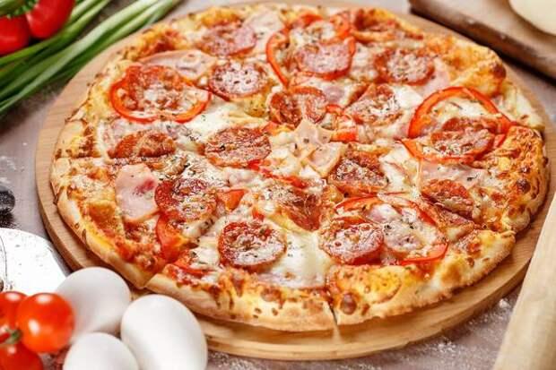 Пиццу по такому рецепту Я пеку уже больше 20 лет, когда-то готовила и на заказ