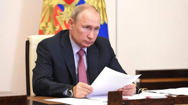 Аналитики Sina обратили внимание на жесткий ответ Путина на санкции США