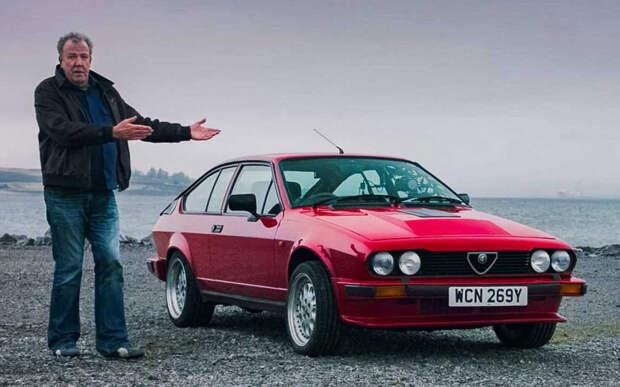 10 самых крутых автомобилей Джереми Кларксона