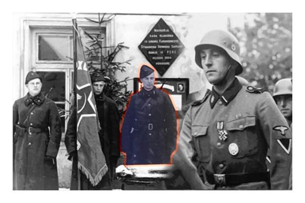 «Стреляли в спину Красной Армии»- какие прибалтийские копруса предали советскую армию в начале войны