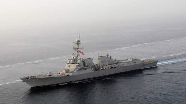 Эксперты Sohu объяснили, как маневры России обратили в бегство корабли США