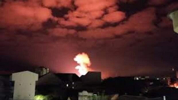 На военном заводе в Сербии прогремел второй за месяц взрыв