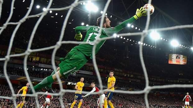 Облак стал лучшим игроком Ла Лиги прошлого сезона