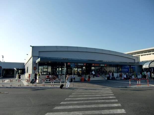 Аэропорт Рим-Чампино закрывается на ремонт