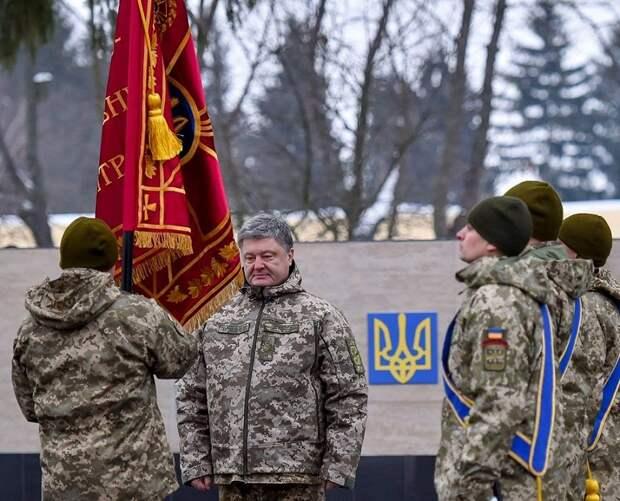 Украинцы просят ввести военное положение и после Авдеевки пойти на Крым...