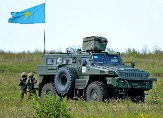 Совместные военные учения Казахстана, США, Великобритании и Канады – ошибка