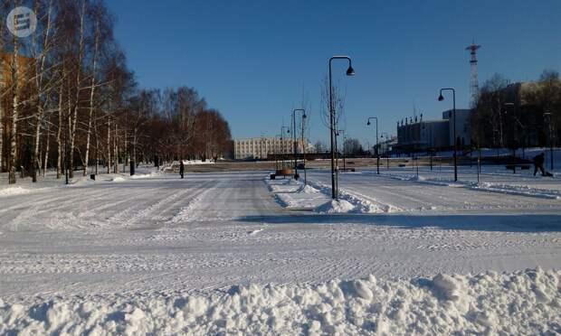 11 парков и скверов благоустроят в Ижевске в 2020 году