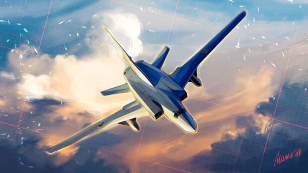 В Минобороны РФ сообщили о плановом полете двух ракетоносцев Ту-160 над Балтийским морем