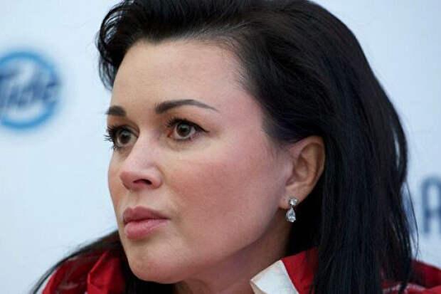 Подруга Анастасии Заворотнюк проговорилась осостоянии онкобольной актрисы