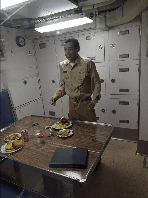 Новая Англия. Часть 3. Национальный исторический памятник: атомная подлодка USS «Nautilus»