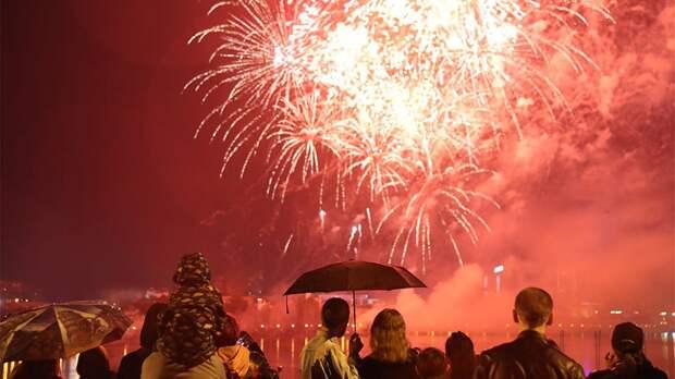 Погода позволит москвичам увидеть праздничный салют 9 мая