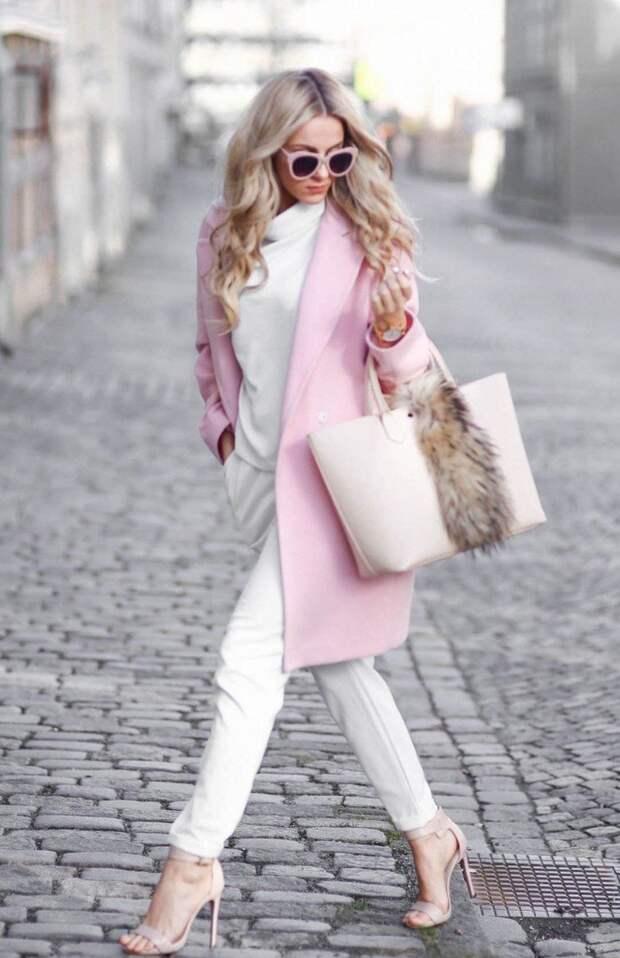 Жизнерадостный розовый в весеннем гардеробе 2021: что и с чем носить