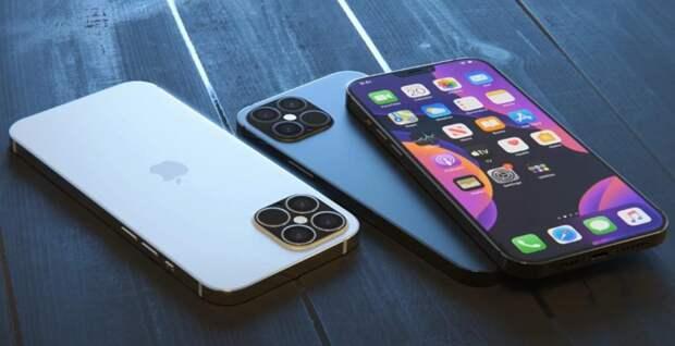 iPhone 13 Pro получит обновленную камеру и новый дисплей