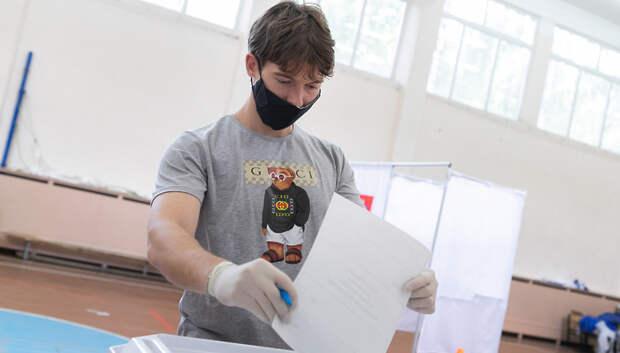 Меры безопасности соблюдены на всех избирательных участках Мытищ