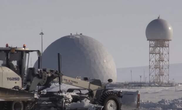 Аэродром Нагурская на острове Земля Александры способен принимать стратегические бомбардировщики