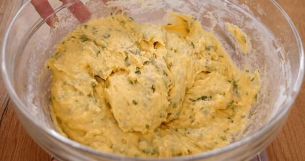 Нетривиальный рецепт из простой картошки