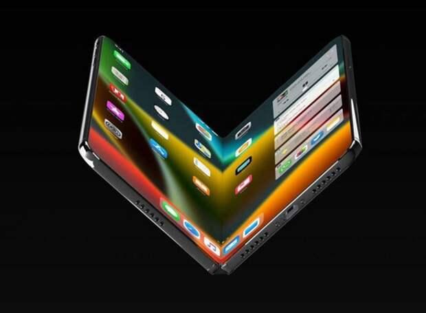 Компания Apple выделила компании Corning $45 млн на создание гибкого стекла для складного iPhone