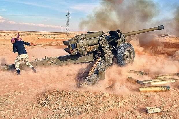 Сирия потребовала немедленно вывести войска Турции из страны