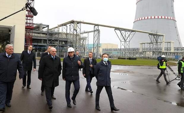 Лукашенко, построив АЭС, сделал свою страну ядерной державой