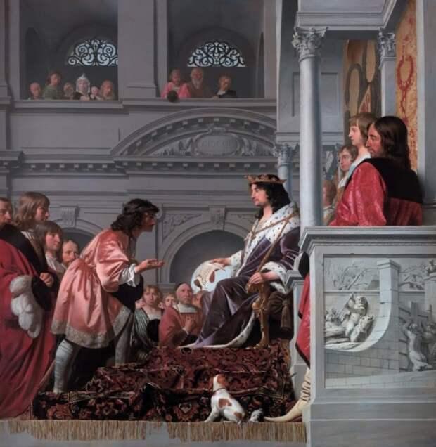художник Цезарь Боэтиус ван Эвердинген (Cesar Boetius van Everdingen) картины – 18
