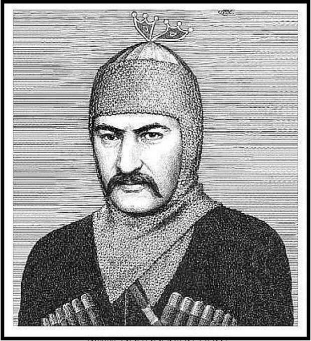 Абрек-бунтарь Машуко. Начало восстания