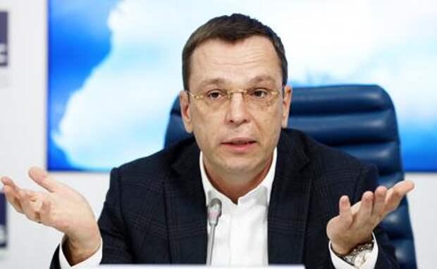 На фото: доктор экономических наук, профессор Никита Кричевский