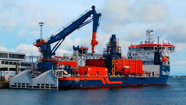 Таллинский порт стал заложником антироссийской политики эстонского руководства