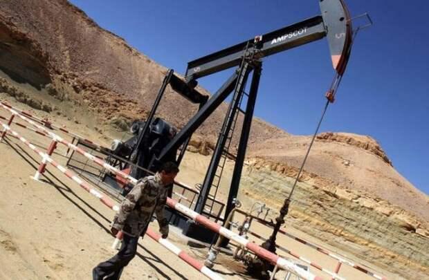 """Добыча нефти на ливийской """"Шараре"""" восстанавливается"""
