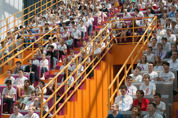 Стартует пригласительный этап всероссийской олимпиады школьников