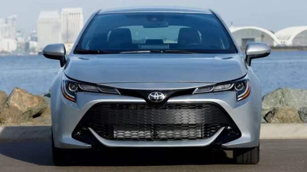 Пять самых популярных автомобилей в мире выбрали эксперты