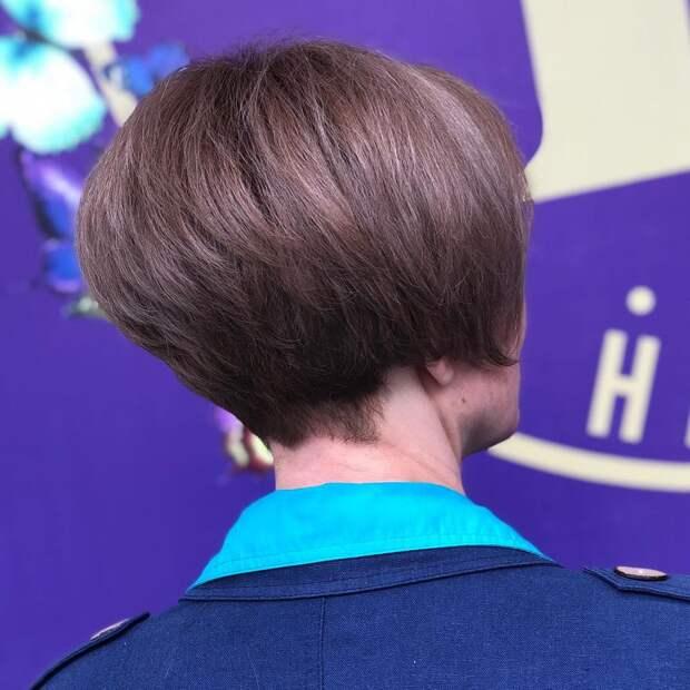12 модных и красивых стрижек с объемом для пожилых женщин на 2021 год