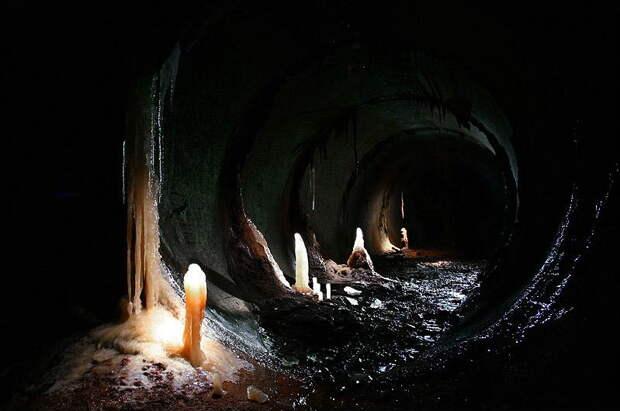 Загадки древних межконтинентальных подземелий