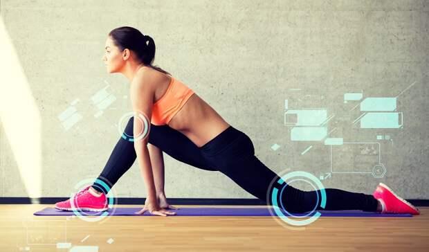 растягивать мышцы