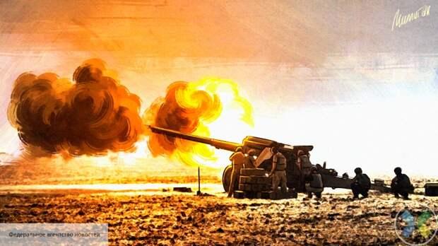 На Донбассе возобновились обстрелы