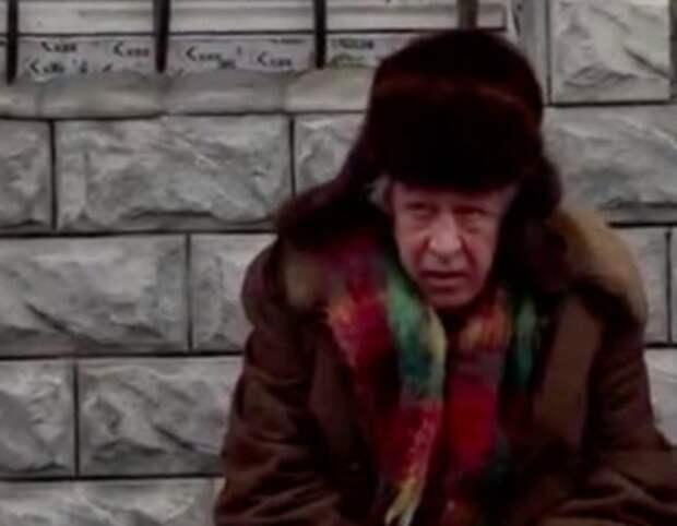 Ефремов упал, сломал ребро и ходил с переломом, опасаясь реакции зрителей