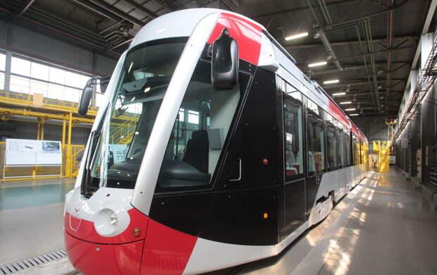 """Предприятие """"Роскосмоса"""" анонсировало создание первого в России беспилотного трамвая"""