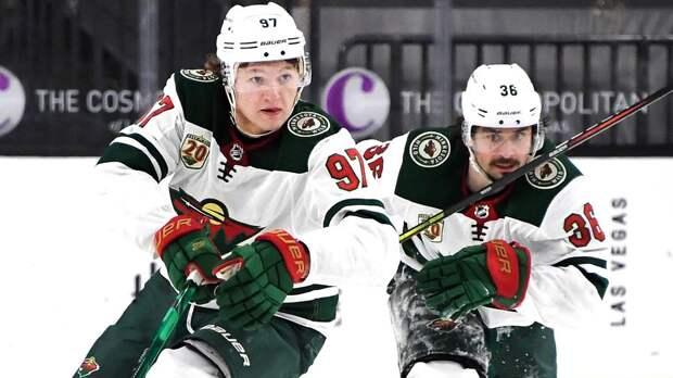 Капризов — ролевая модель для русских хоккеистов. Почти идеальный игрок, который стал звездой и в России, и в США