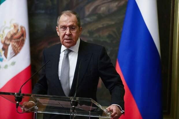 Лавров обвинил США и Евросоюз в насаждении тоталитаризма