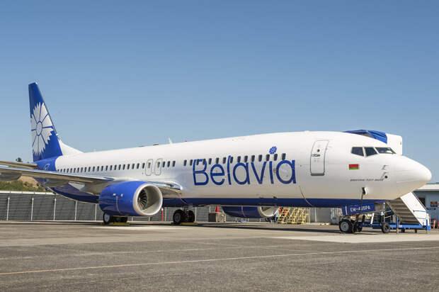 Белорусским авиакомпаниям запретили летать над Евросоюзом