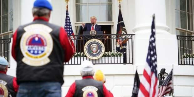Пресса США: грядет переворот – Трампа «выволокут» из Овального кабинета