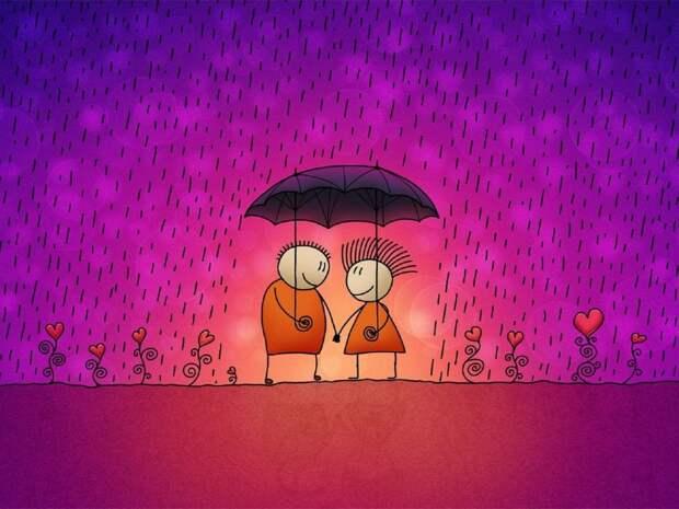 10 интересных психологических фактов о влюбленности